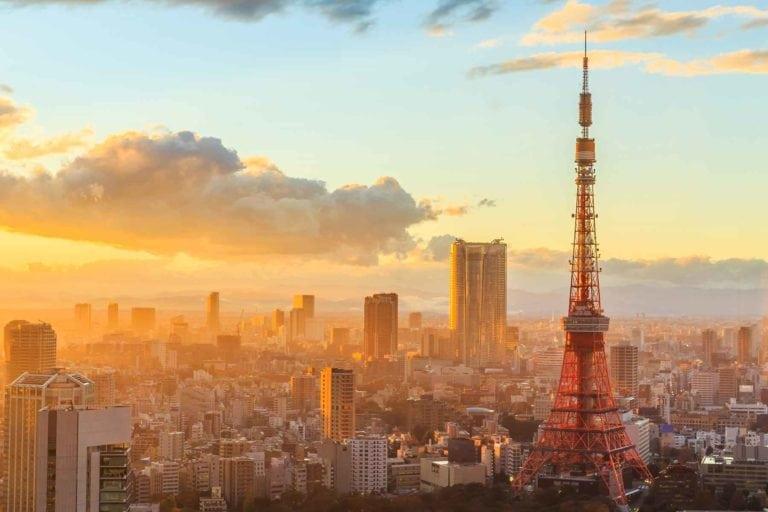 Work in Tokyo